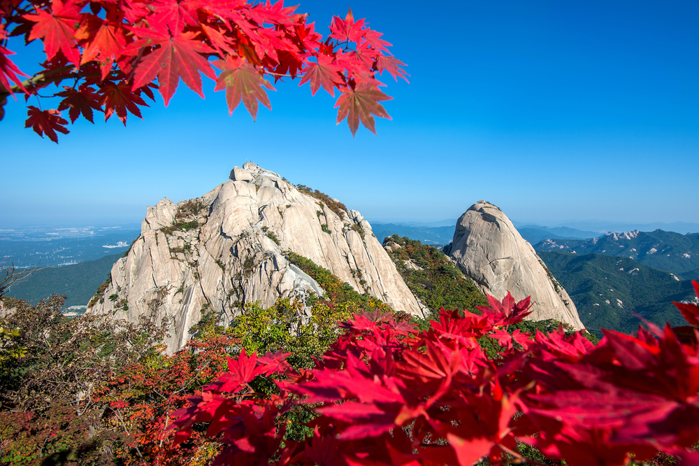 South Korea Natural Wonders