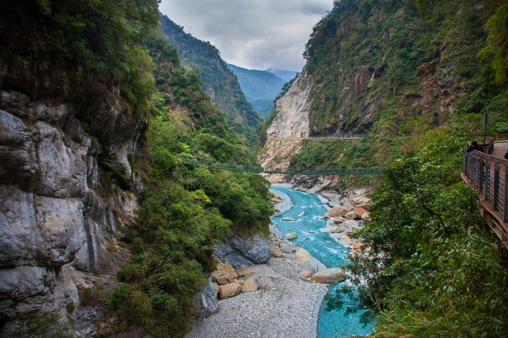 Taiwan Natural Wonders