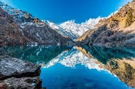 Uzbekistan natural wonders